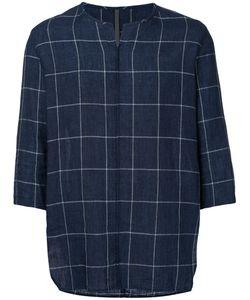 KAZUYUKI KUMAGAI | Checked Shirt 4
