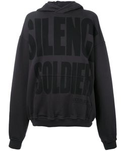Haider Ackermann | Silence Is Golden Hoodie