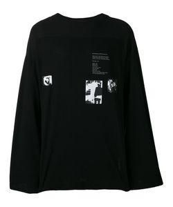 JULIUS | Printed Longsleeved T-Shirt Iii