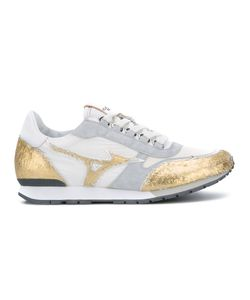 Mizuno   Panelled Sneakers 36.5