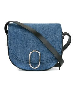 3.1 Phillip Lim | Alix Saddle Crossbody Bag Calf Leather/Cotton