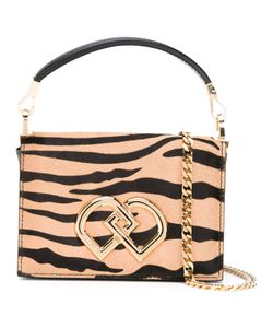 Dsquared2 | Mini Dd Zebra Print Bag