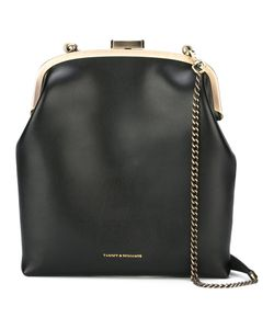 Tammy & Benjamin | Clasp Closure Shoulder Bag Leather