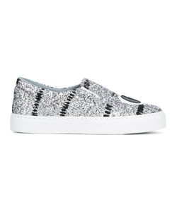 Chiara Ferragni | Findmeinwonderland Slip-On Sneakers