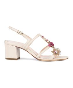 Oscar de la Renta | Pager Sandals 8.5 Leather