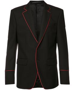 Givenchy | Trimmed Blazer Jacket 50 Cupro/Wool/Mohair