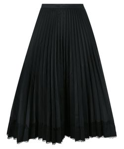 Red Valentino | Pleated Skirt 42 Polyester