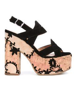 Twin-set | Platform Buckled Sandals Size 37