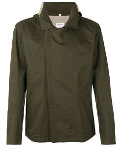 Helmut Lang | Rear Print Hooded Jacket