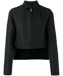 Rick Owens | Cropped High-Low Hem Jacket Size 50