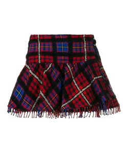 Hilfiger Collection | Tartan Mini Skirt Women