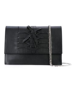 Casadei | Lattice Shoulder Bag