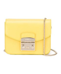 Furla | Buckled Cross Body Bag Calf Leather