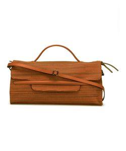 ZANELLATO | Woven Shoulder Bag