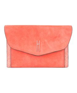 Hayward | Bobby Clutch Calf Leather/Calf Suede