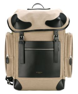 Givenchy | Double Strap Backpack Polyamide/Cotton/Polyurethane