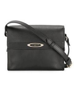 Lanvin | Mini Sac De Ville Crossbody Bag Calf Leather/Cotton