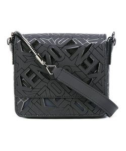 Kenzo | Flying Shoulder Bag Calf Leather/Polyurethane/Cotton/Polyamide