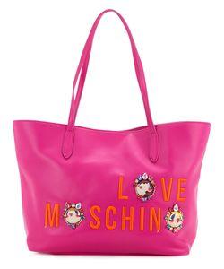 Love Moschino | Сумка-Шоппер С Логотипом