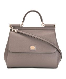 Dolce & Gabbana | Medium Sicily Tote Leather