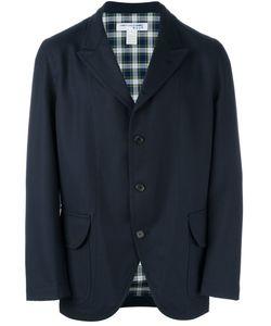 Comme Des Garçons Shirt Boy   Comme Des Garçons Shirt Three Button Blazer Medium Cotton/Polyester/Wool