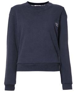 Re/Done | Reconstructed C Logo Sweatshirt Size Medium/Large