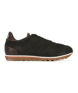 Alberto Fasciani | Lace-Up Sneakers 43 Calf Leather/Leather/Rubber