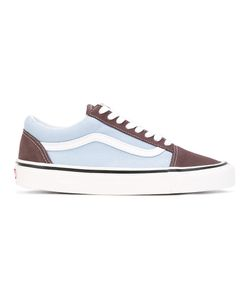 Vans | Panel Lace-Up Sneakers 10.5