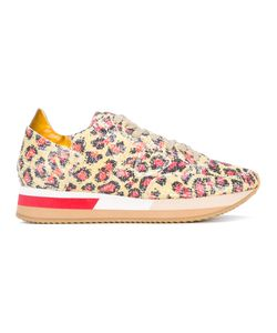 Philippe Model | Leopard Print Sneakers