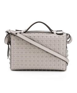 Tod'S | Studded Cube Cross-Body Bag Calf Leather