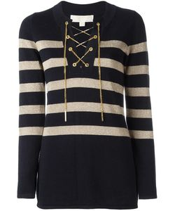 Michael Michael Kors | Striped Jumper Medium Cotton/Viscose