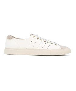 Buttero | Perforated Lace-Up Sneakers 42