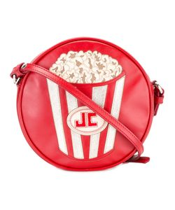 Just Cavalli | Popcorn Cross-Body Bag Calf Leather/Cotton