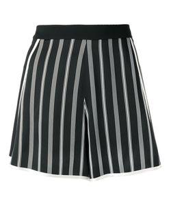 Lanvin   Striped Shorts 38