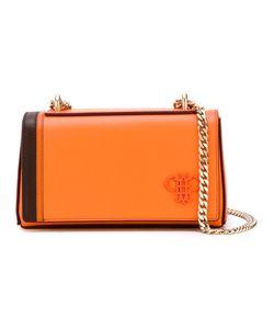 Emilio Pucci | Foldover Chain Shoulder Bag Calf