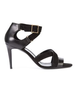 Pierre Hardy | Flavia Sandals 39 Calf Suede/Leather