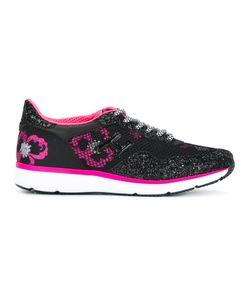 Hogan | Glitter-Effect Sneakers Size 36