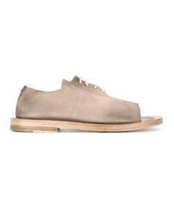 Rundholz | Open Toe Lace-Up Shoes
