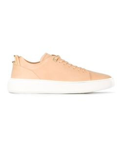 Buscemi | Lace-Up Sneakers 43 Leather/Rubber