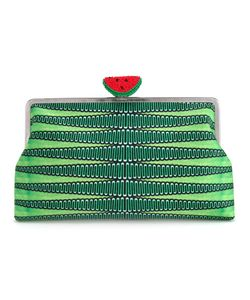 Sarah's Bag | Sarahs Bag Watermelon Clutch