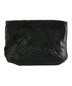 THE LAST CONSPIRACY | Distressed-Effect Wash Bag Unisex Horse