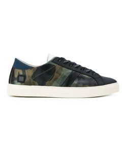 D.A.T.E. | D.A.T.E. Camouflage Print Sneakers Men 43