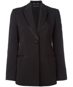 Versace | Satin-Trimmed Tuxedo Jacket Size 48