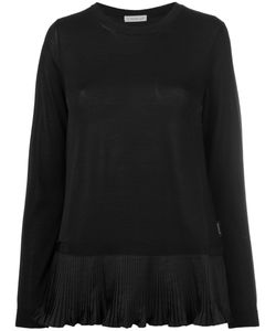 Moncler | Pleated Hem Jumper Size Medium