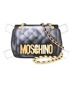 Moschino   Trompe Loeil Shoulder Bag