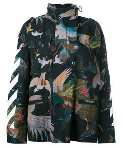 OFF-WHITE | Birds Diagonal Jacket Size Medium