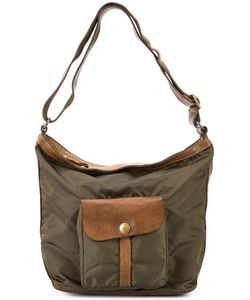 Campomaggi | Front Pocket Shoulder Bag