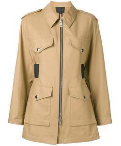 Alexander Wang | Belt Insert Jacket 4 Cotton