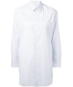 JUNYA WATANABE COMME DES GARCONS | Junya Watanabe Comme Des Garçons Back Detail Loose-Fit Shirt Size
