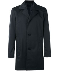 Hugo | Single Breasted Coat 52 Polyester/Cotton